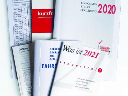 Steuerdrucksachen, Steuerartikel